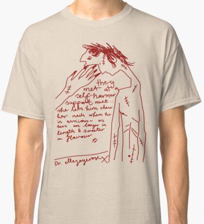 'Self-Harmer Support' Classic T-Shirt