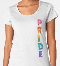 Gay LGBT Pride Lesbian Flag Rainbow Unity Gift Shirt For Men, Women, and Kids Women's Premium T-Shirt