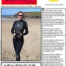 New Bond Girl by GlennRoger