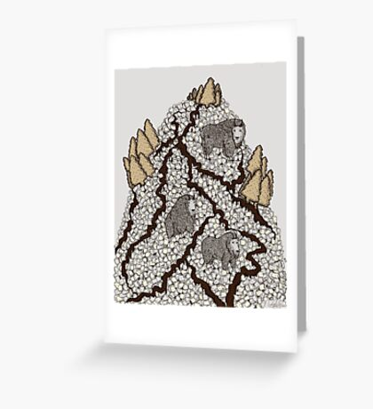 S'more Mountain Greeting Card