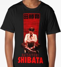 Katsuyori Shibata - Monolith T-Shirt Long T-Shirt