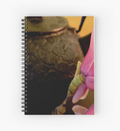 Being in the Moment Spiral Notebook