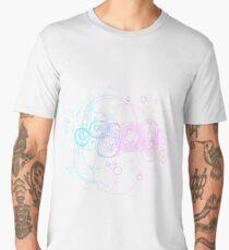 Time Lord Writing (vape_1) Men's Premium T-Shirt