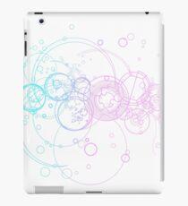 Time Lord Writing (vape_1) iPad Case/Skin