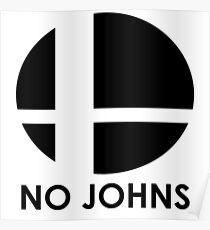 No Johns  Poster