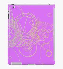 Time Lord Writing (vape_4) iPad Case/Skin
