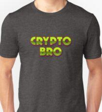 Crypto Bro Unisex T-Shirt