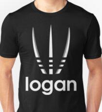 logan style movie parody logo T-Shirt