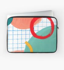 Abstract figures Laptop Sleeve