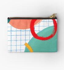 Abstract figures Studio Pouch