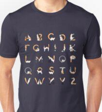 Circus cat alphabet T-Shirt