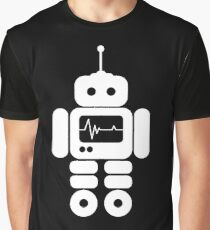 Human Robot Graphic T-Shirt
