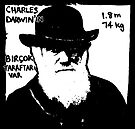 """Turkish version of """"Darwin has a posse""""  by Colin Purrington"""