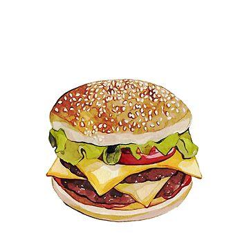 Hamburger by SergejsG