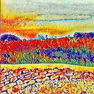 Sea Of Tulips by ArtYsanne