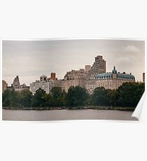 Central Park West Poster