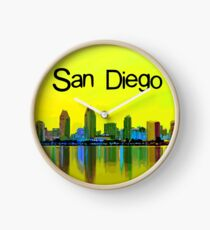 San Diego Clock