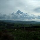 Same stormy day/different moor by dougie1