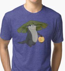 Odder Otter Tri-blend T-Shirt