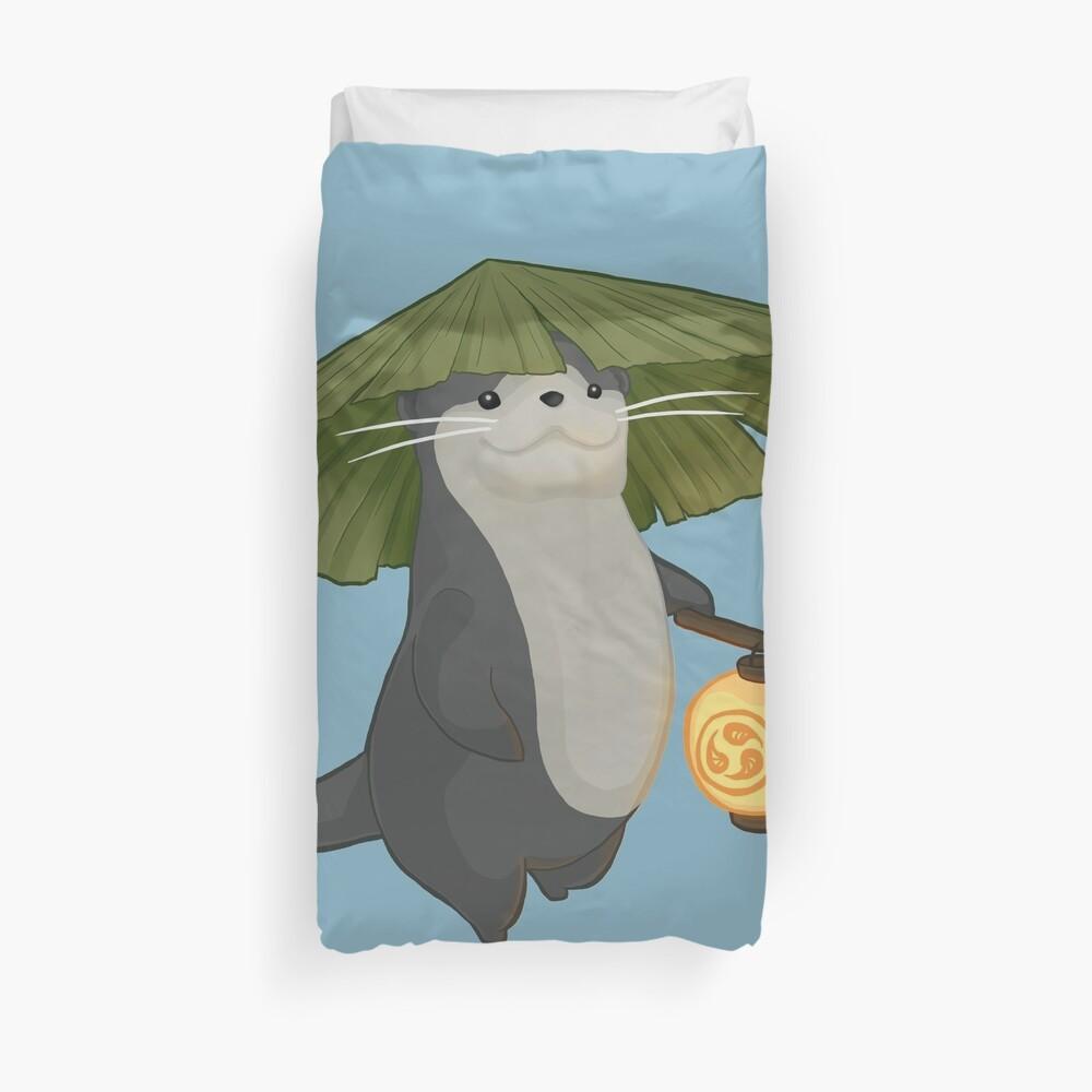 Odder Otter Bettbezug