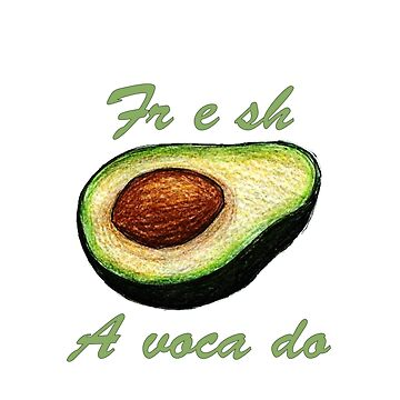 Fresh Avocado by SergejsG
