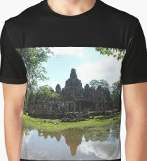 Bayon Temple Graphic T-Shirt