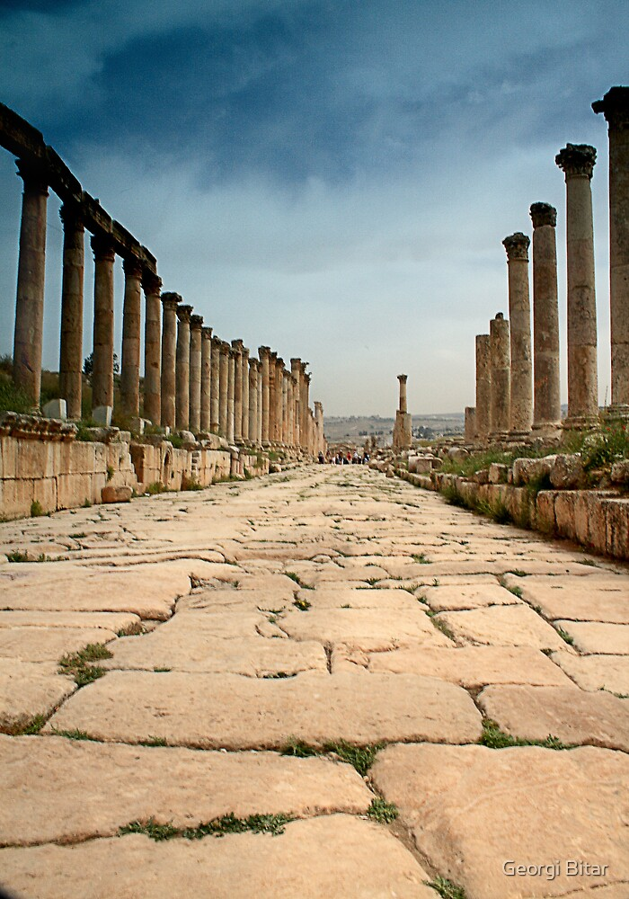 Jerash1 by Georgi Bitar