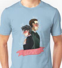 Nygmobblepot Love T-Shirt