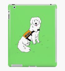 Rescue Dog iPad Case/Skin