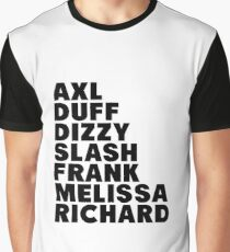 Guns 'n roses Graphic T-Shirt