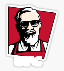 UFC KFC Shirt Sticker