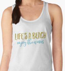 Life's a Beach Women's Tank Top
