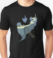 fantasy floating toy world t-shirt Unisex T-Shirt