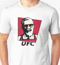 UFC KFC Shirt - Black Font T-Shirt