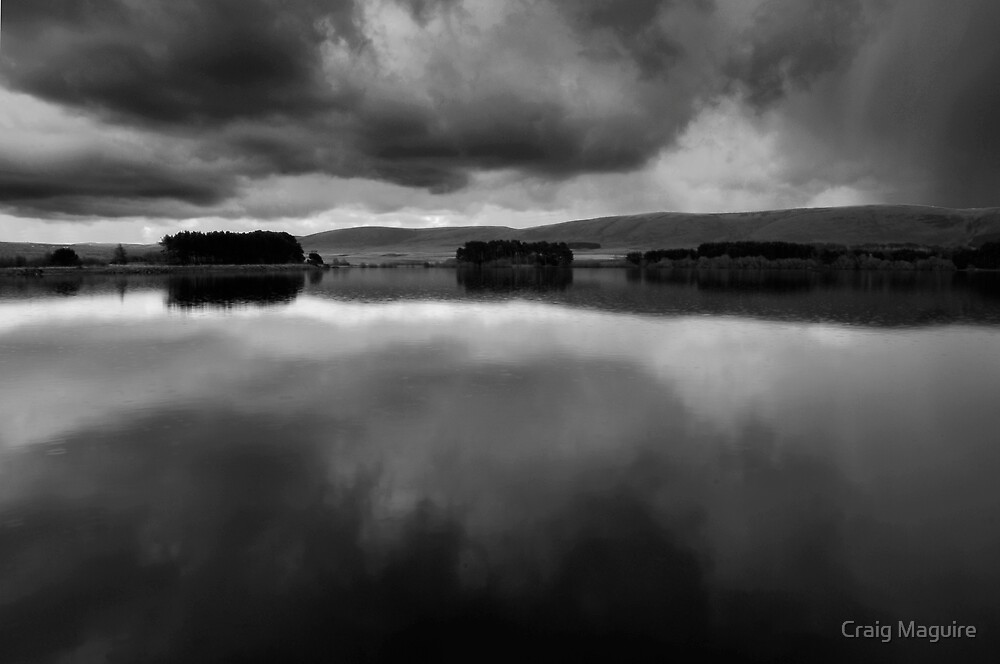 The Black Loch by Craig Maguire
