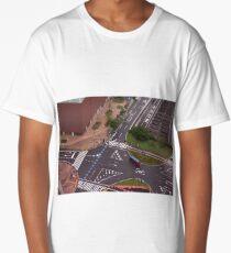 Urban Crosswalk Long T-Shirt