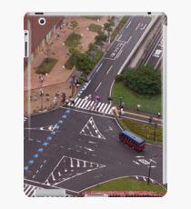 Urban Crosswalk iPad Case/Skin