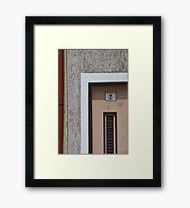 Hungary 04 Framed Print