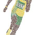 The Sprinter Usain Bolt by Karotene