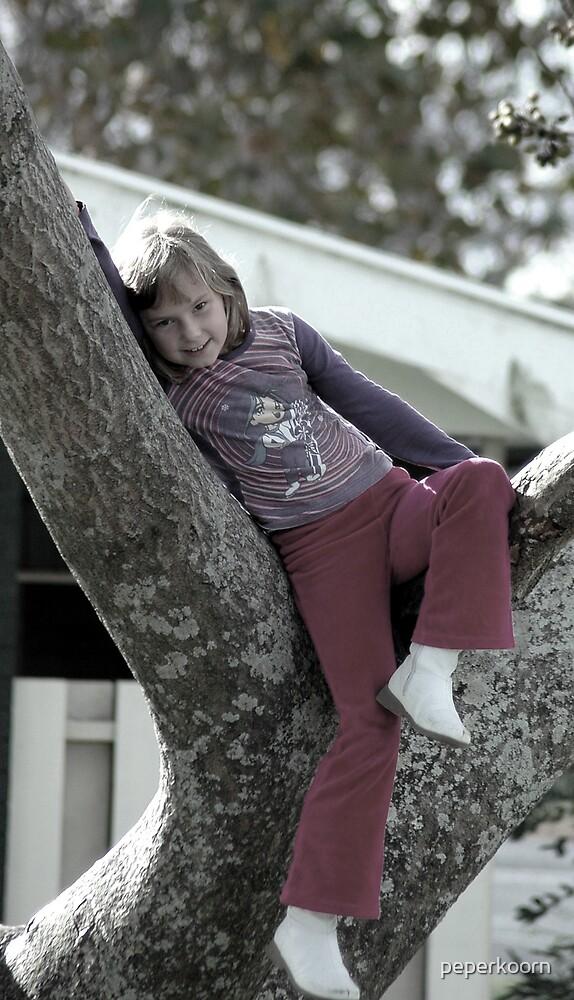 Tree Kid by peperkoorn