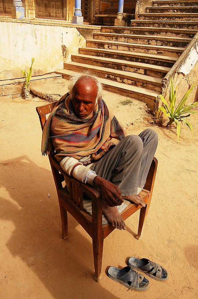 Chair by Desmond  Wilson