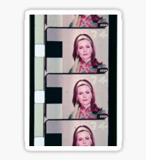 Leaderladies Film Frame 6 Sticker