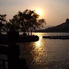 Summer Palace Sunset 1 by kerry625