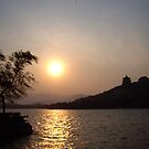 Summer Palace Sunset 2 by kerry625