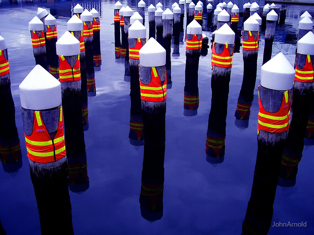 Safety Men by JohnArnold