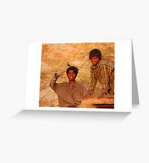 Smiling Jodhpur Greeting Card