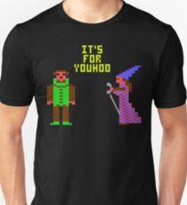 Hunchback olympics cut scene Unisex T-Shirt