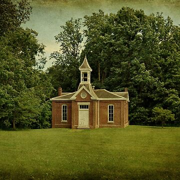 Perry Township School No. 3 by SandyK