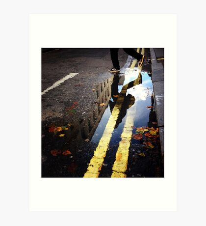 charing cross road ,london Art Print