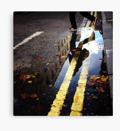 charing cross road ,london Canvas Print